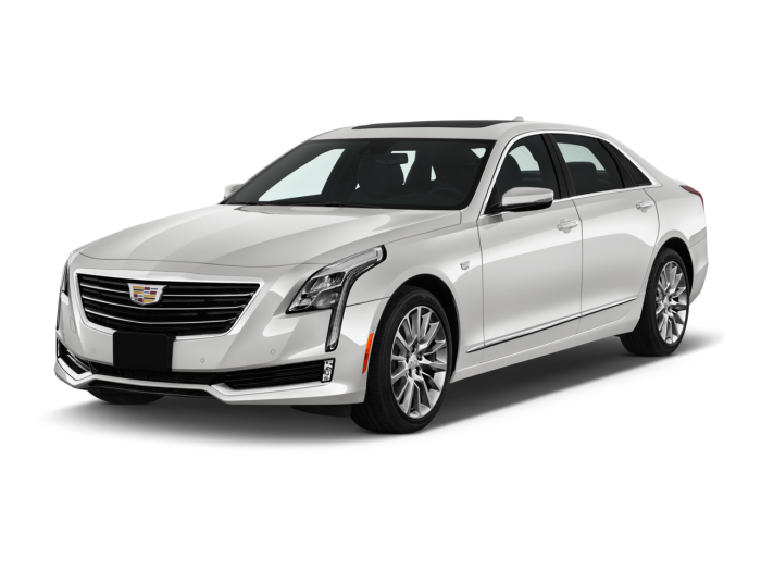 2017 Cadillac CT6 Premium Luxury AWD