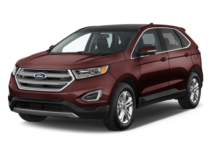 used one-owner 2017 ford edge sel in navasota, tx - team ford of