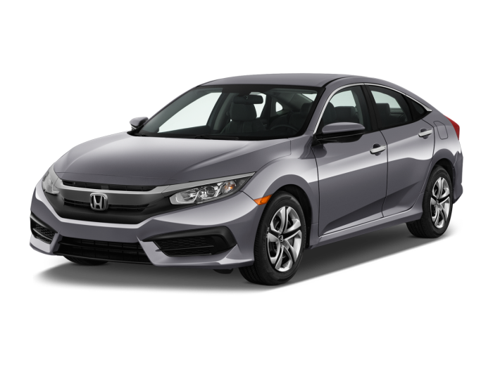 New 2018 Honda Civic LX