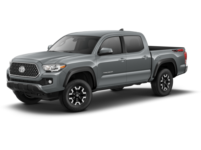 New 2018 Toyota Tacoma TRD Off Road Double Cab 5u0027 Bed