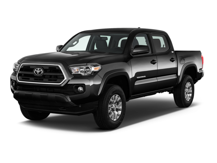 Toyota Tacoma Owners Manual: Cup holders