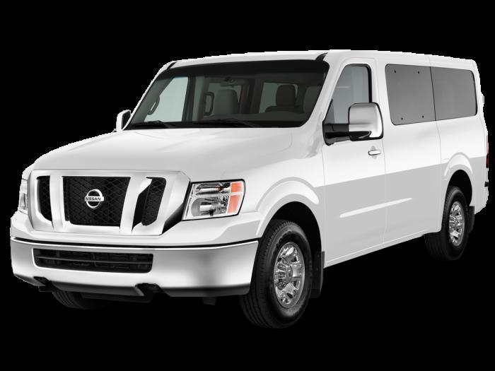 New 2019 Nissan NV Passenger NV3500 HD w/ Navigation near
