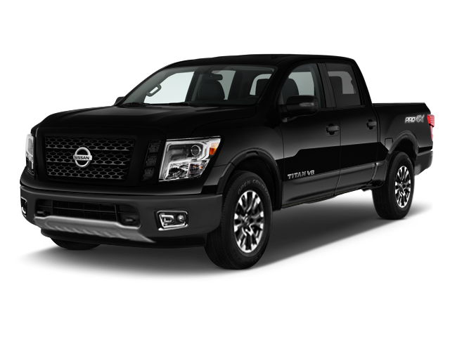 Nissan Of Burleson >> Pre Owned 2019 Nissan Titan Pro