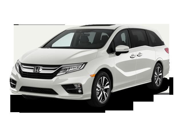New 2019 Honda Odyssey Elite In Bloomington Il Brad Barker Honda