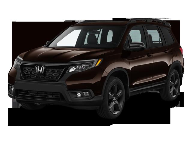New 2019 Honda Passport Elite AWD