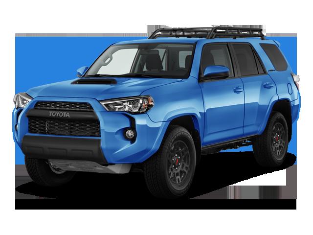 New 2019 Toyota 4Runner TRD Pro in Lawrence, KS - Crown