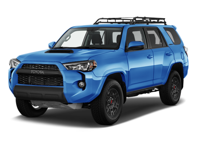 New 2019 Toyota 4Runner TRD Pro in Lawrence, KS - Crown Toyota of