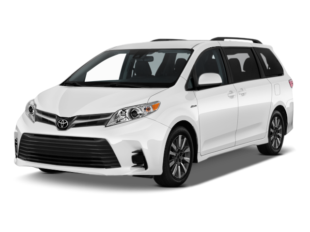 New 2019 Toyota Sienna LE in North Platte, NE - Premier Toyota