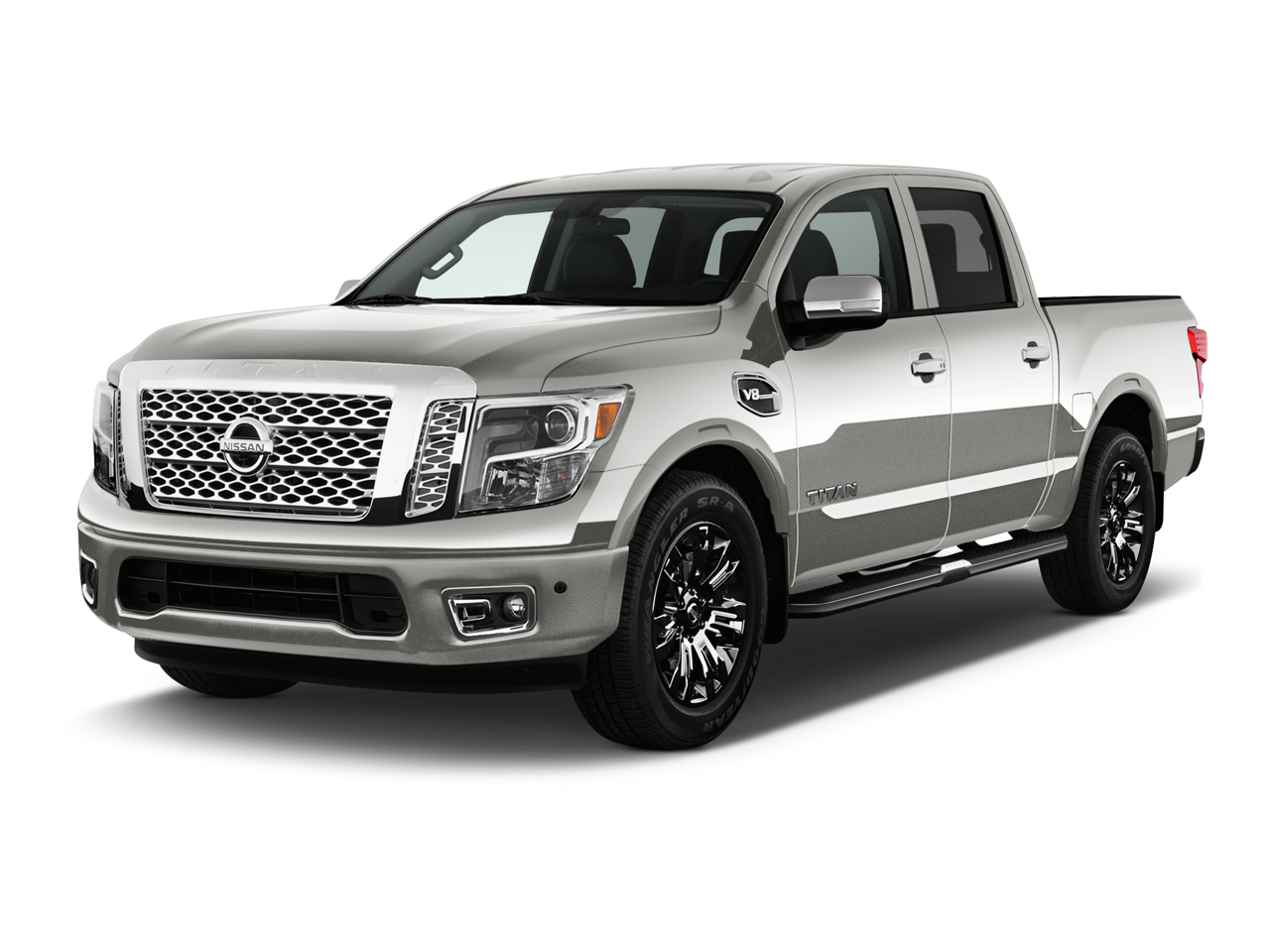 Elk Grove Chevrolet >> New 2018 Nissan Titan Platinum Reserve in Elk Grove, CA - For Any Auto