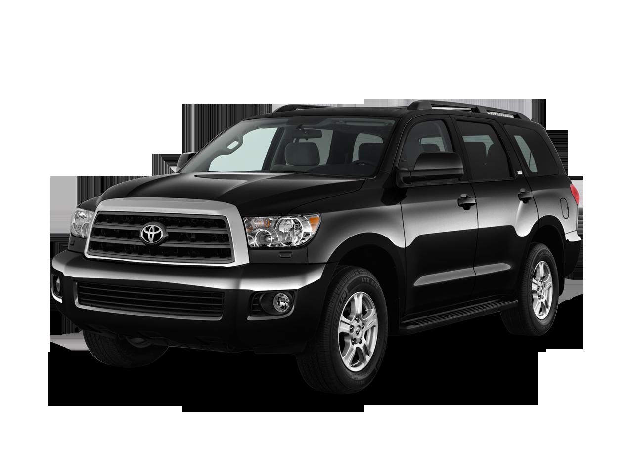 New 2017 Toyota Sequoia Sr5 In Olathe Ks Olathe Toyota