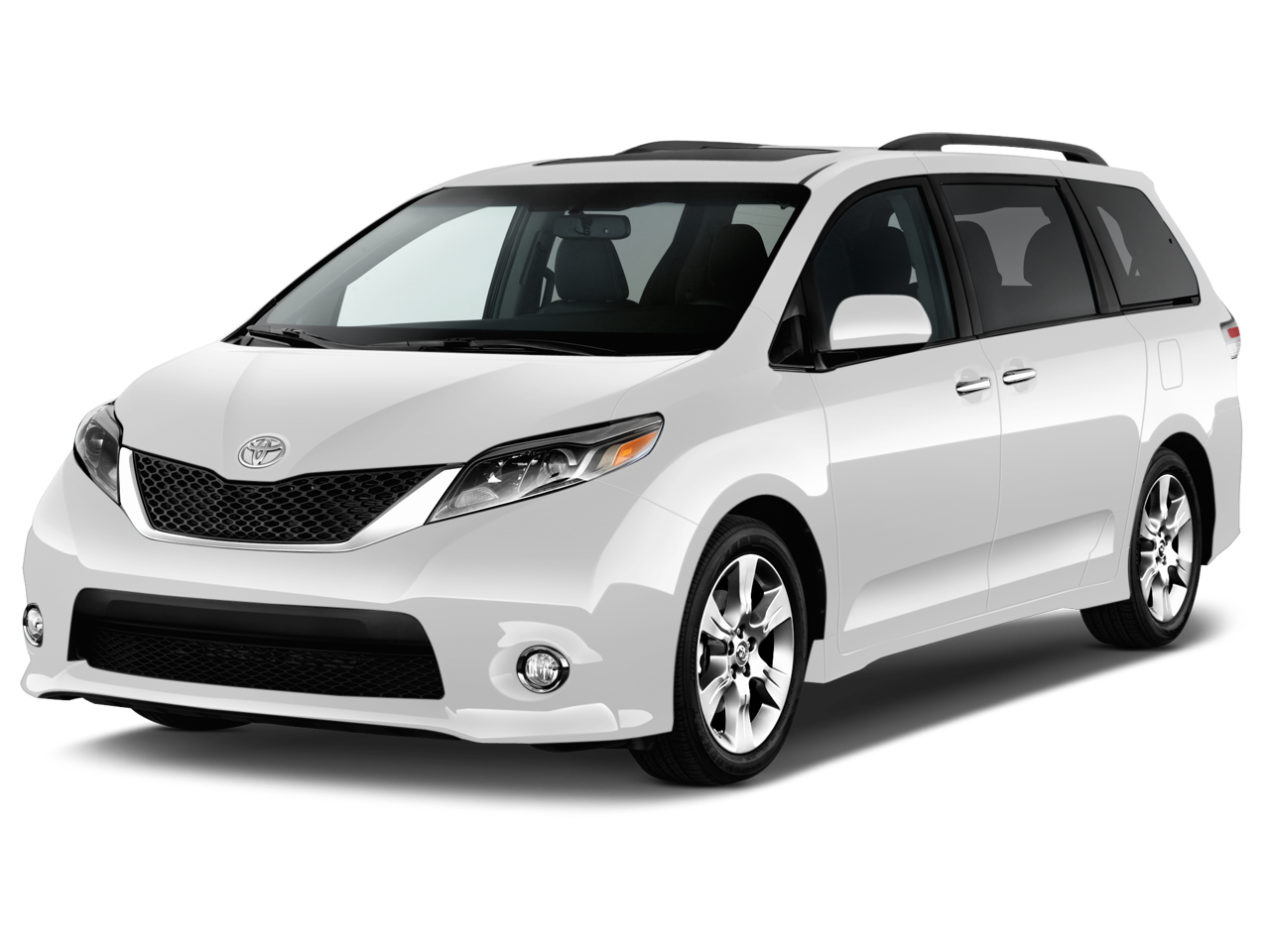 New 2017 Toyota Sienna Se Premium Lawrence Ks Crown