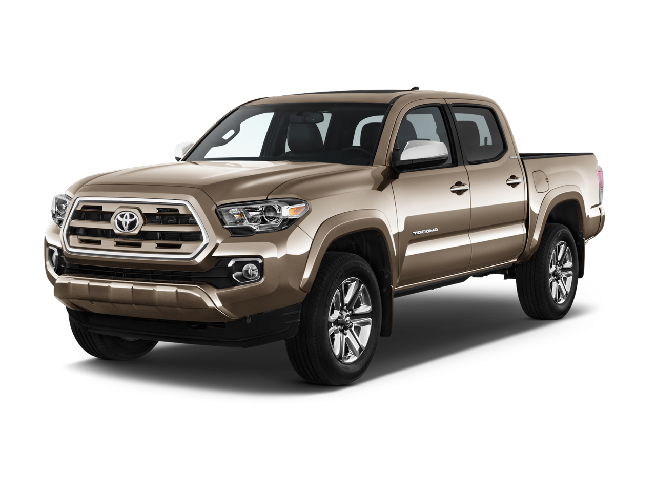 new 2017 toyota tacoma limited in aberdeen sd harr toyota. Black Bedroom Furniture Sets. Home Design Ideas