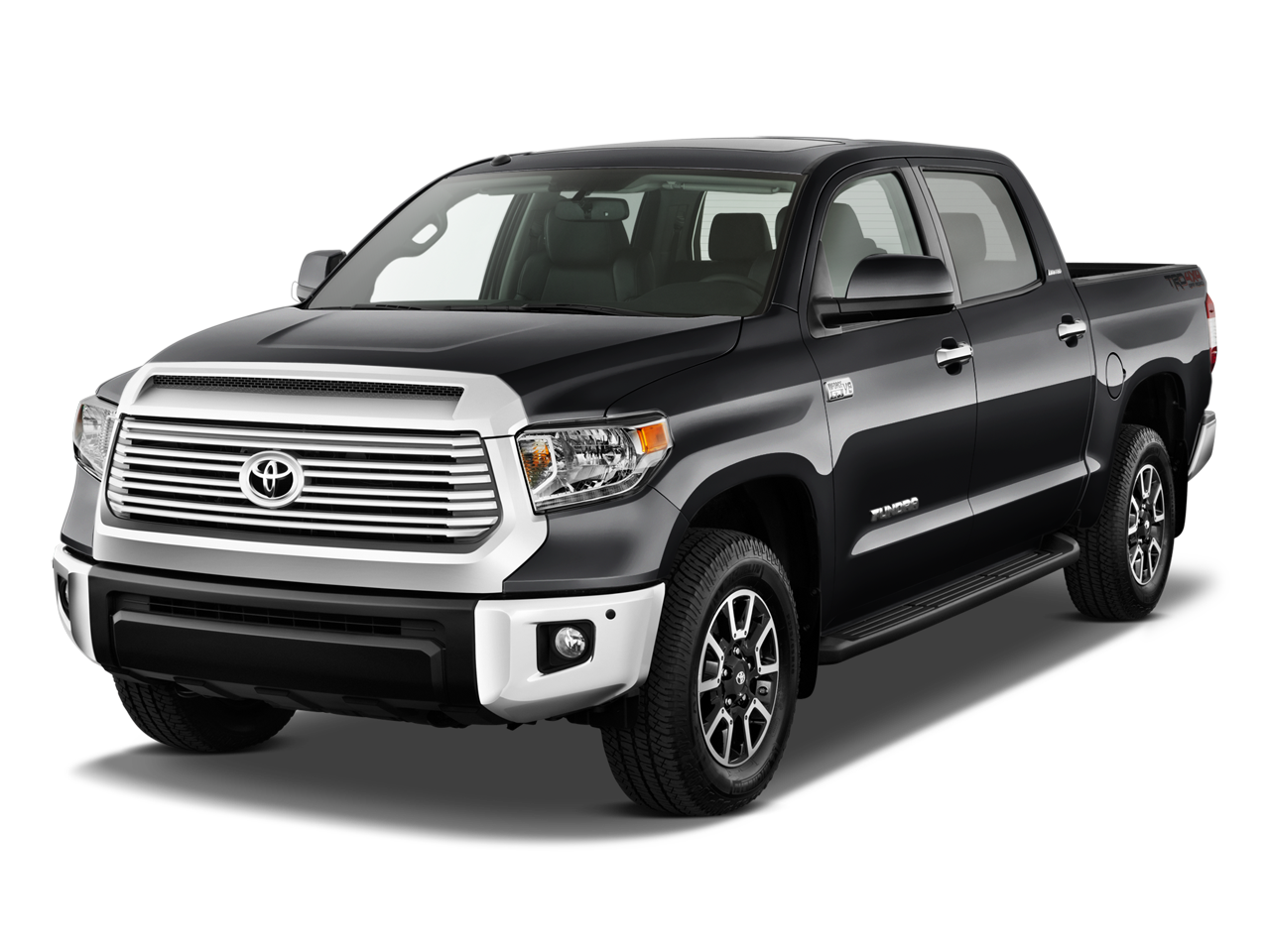 New 2017 Toyota Tundra Limited In Lawrence Ks Crown