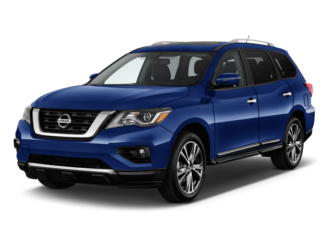New 2018 Nissan Pathfinder Platinum In San Antonio Tx