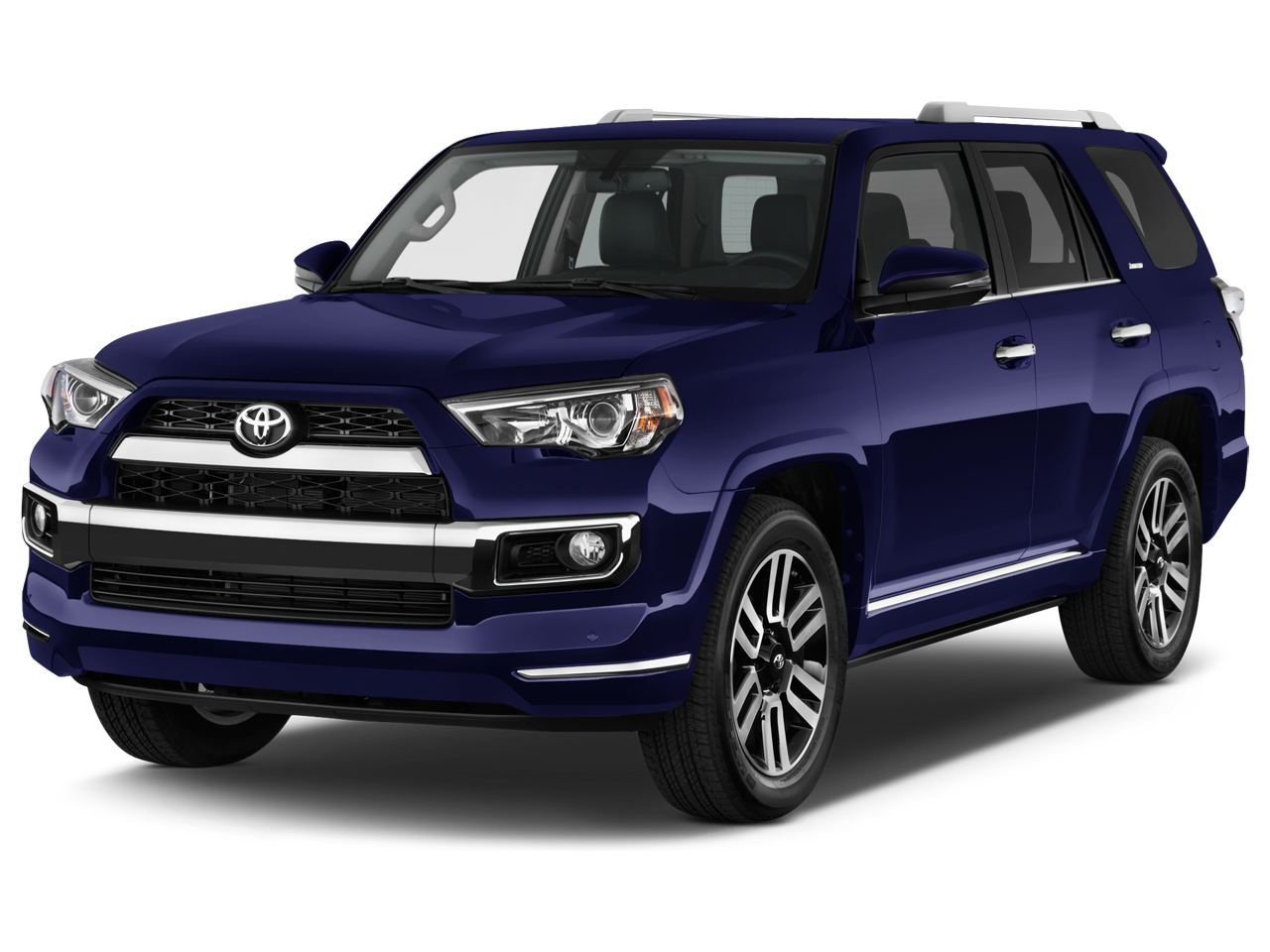 New 2018 Toyota 4runner Limited In Lawrence Ks Crown