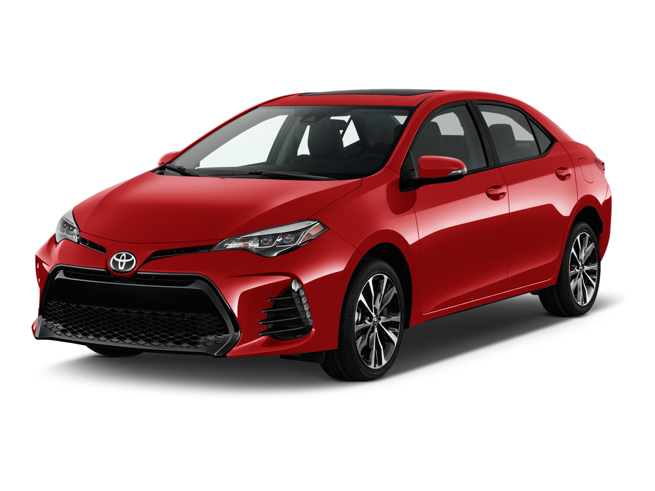 new 2018 toyota corolla xse in jefferson city mo riley toyota. Black Bedroom Furniture Sets. Home Design Ideas