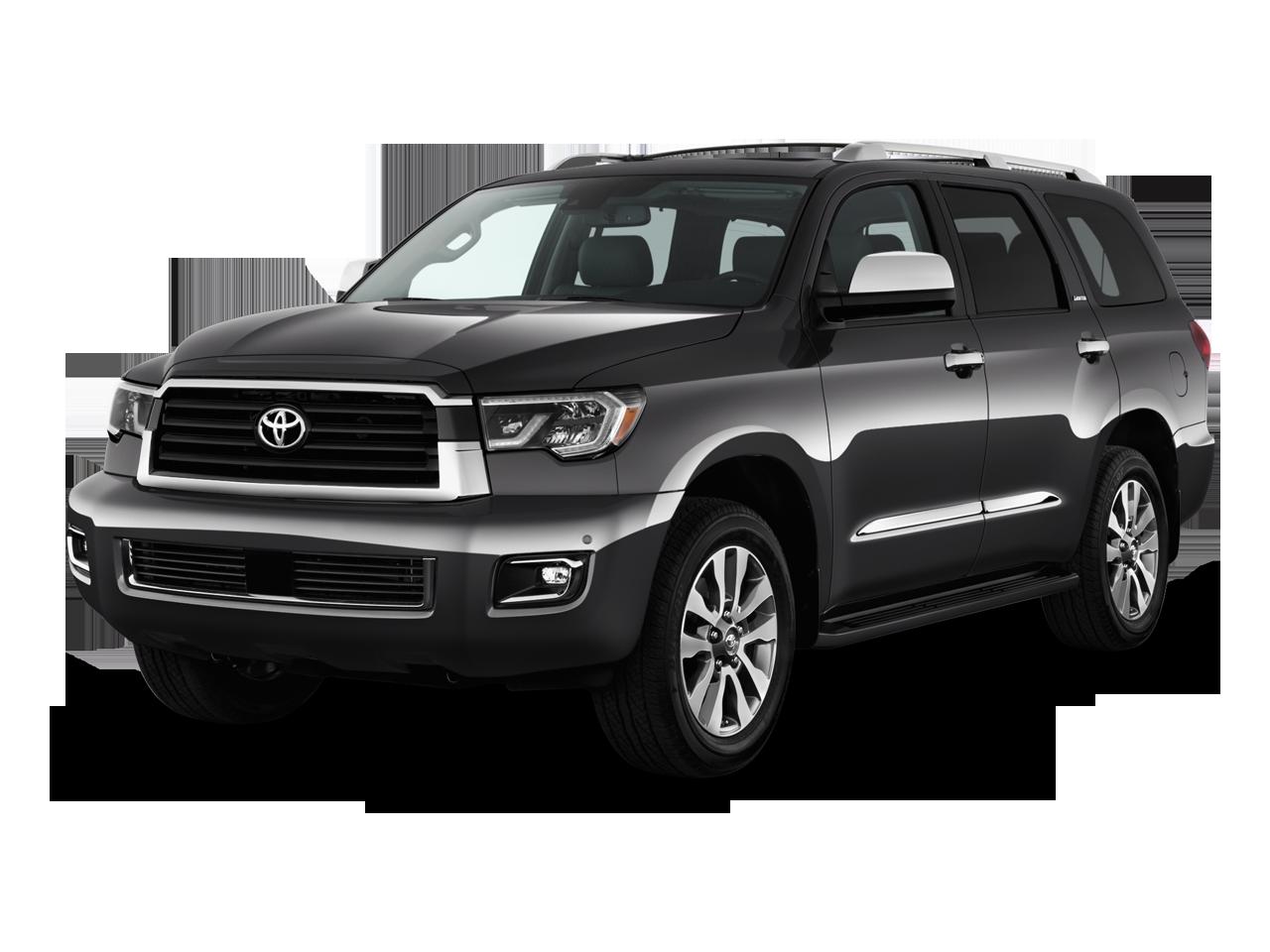 New 2018 Toyota Sequoia Limited In Olathe Ks Olathe Toyota