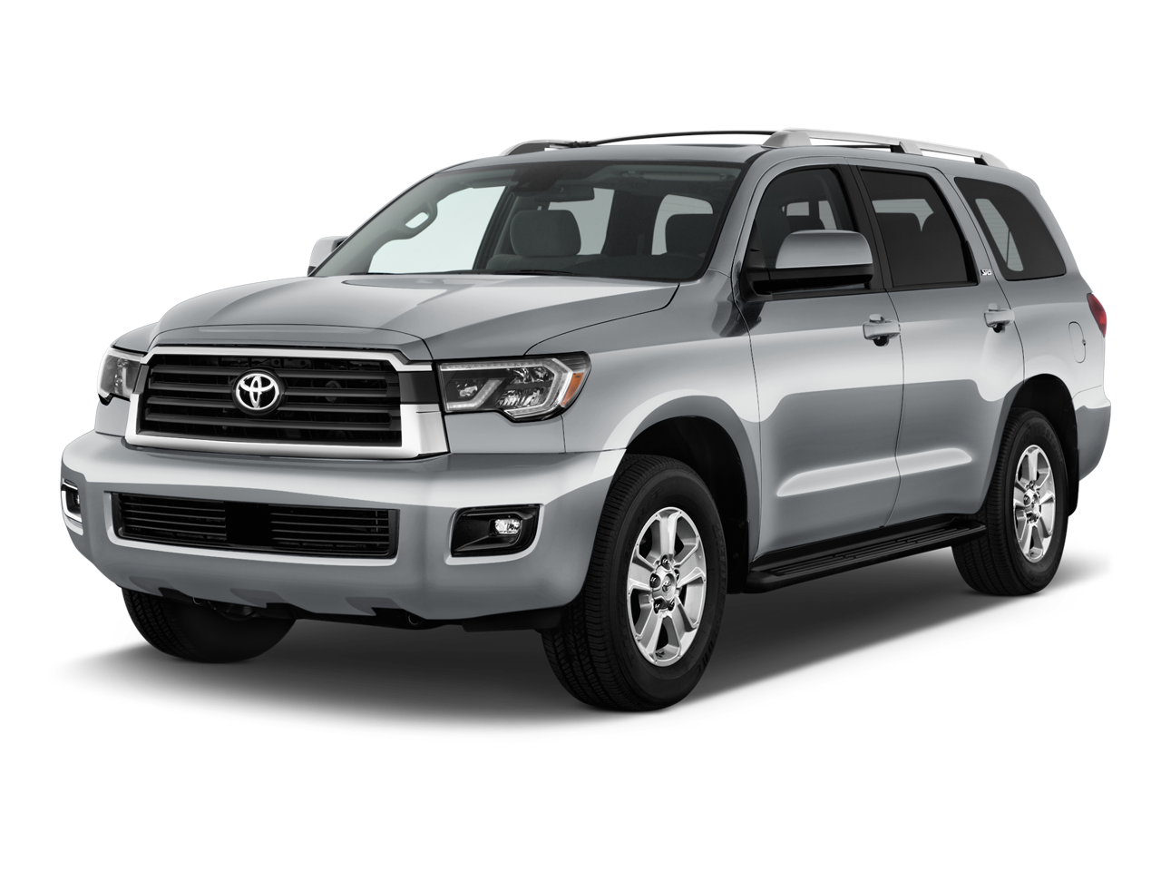 new 2018 toyota sequoia sr5 in dickinson nd dan porter. Black Bedroom Furniture Sets. Home Design Ideas