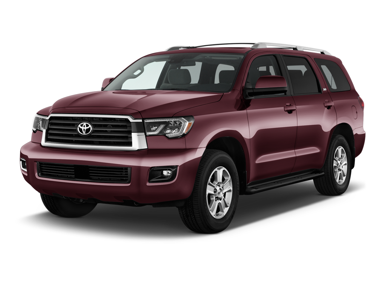 new 2018 toyota sequoia sr5 in jefferson city mo riley toyota. Black Bedroom Furniture Sets. Home Design Ideas