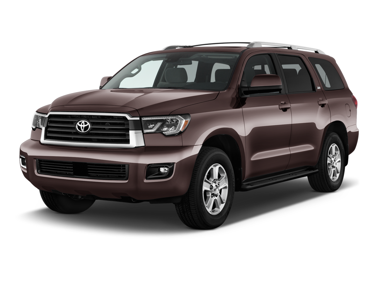 New 2018 Toyota Sequoia SR5 in Lawrence, KS - Crown Toyota of Lawrence