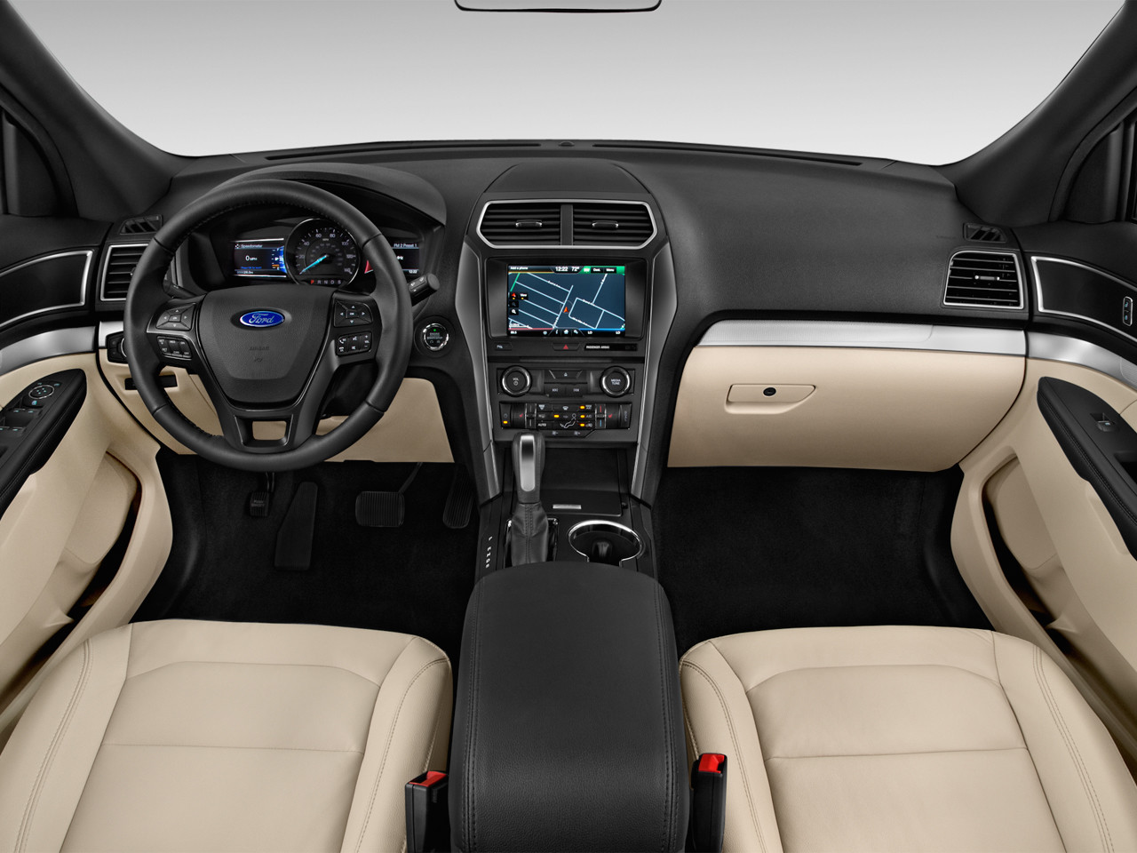Ford Explorer Xlt Interior 2017