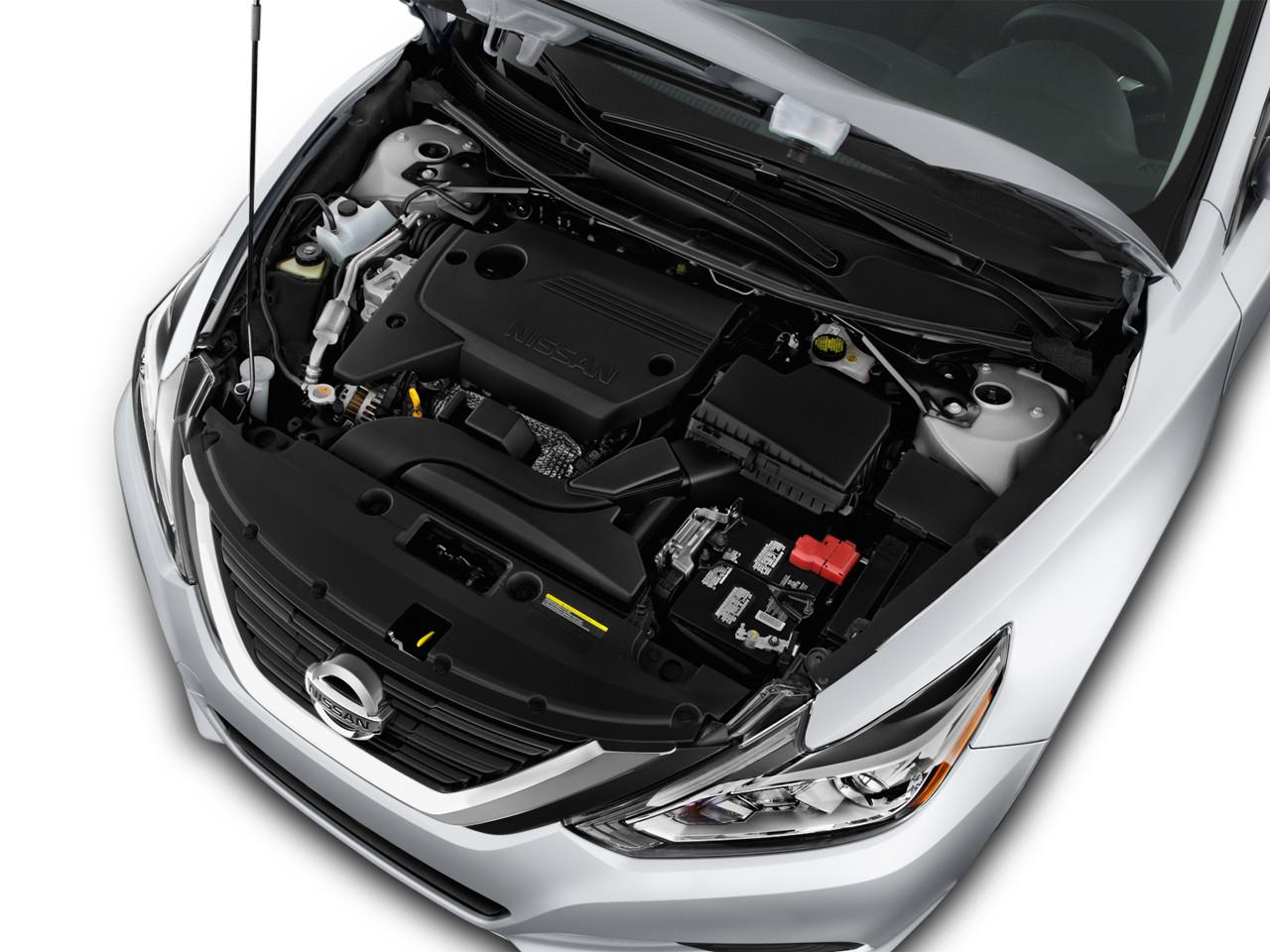 New 2018 Nissan Altima 25 SR