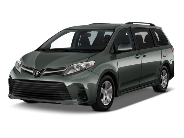 Puente Hills Honda >> New 2019 Toyota Sienna LE in Kansas City, MO - Molle Toyota