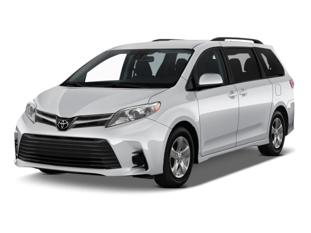New 2018 Toyota Sienna Le In West Plains Mo Toyota Of West Plains