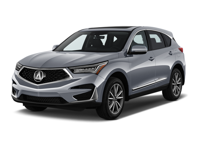 New 2019 Acura RDX SH-AWD with Technology Package in ...