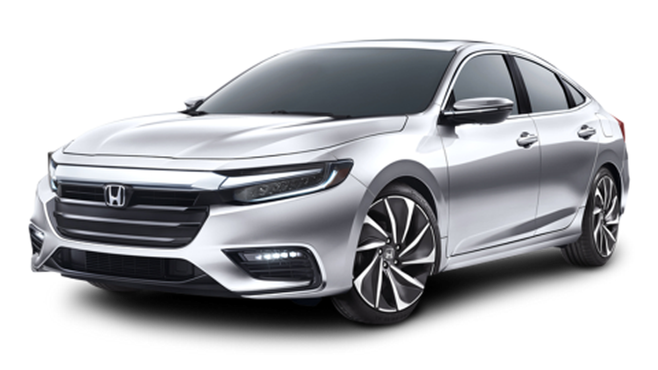 New 2019 Honda Insight Touring in Sioux City IA Vern