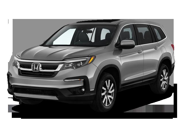 Cleo Bay Honda >> New 2019 Honda Pilot EX-L in Killeen, TX - Cleo Bay Honda