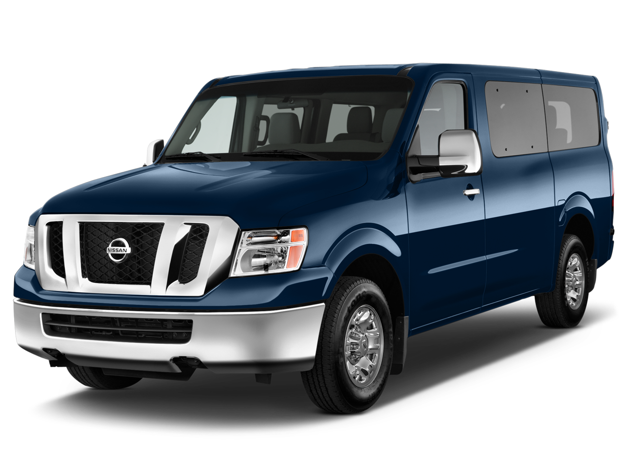 New 2019 Nissan NV Passenger NV3500 HD SV near Edison, NJ ...