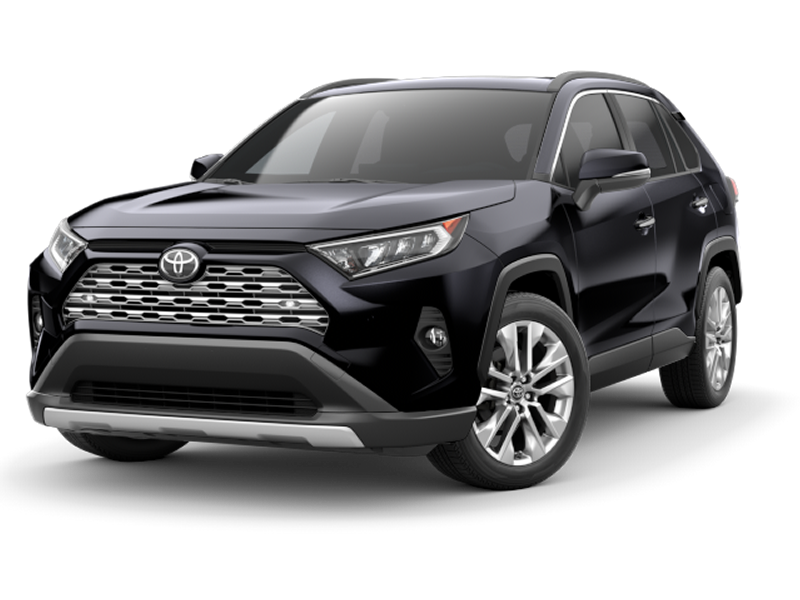 Crown Toyota Lawrence >> New 2019 Toyota RAV4 Limited in Lawrence, KS - Crown ...