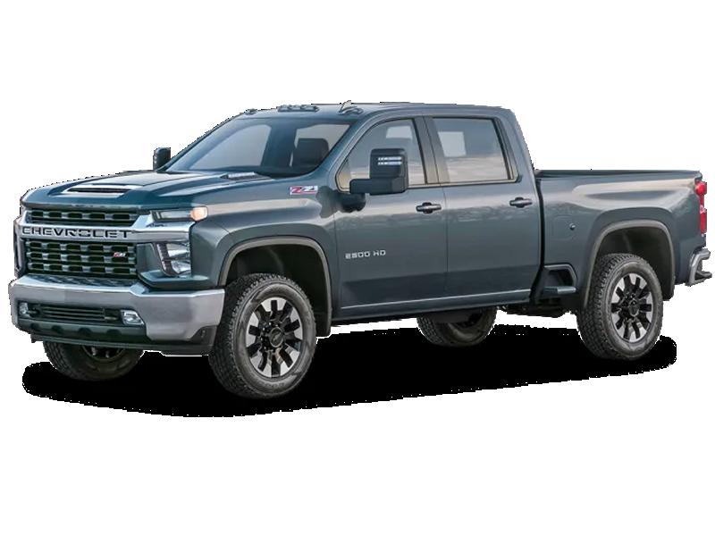 New 2020 Chevrolet Silverado 2500HD Work Truck in ...