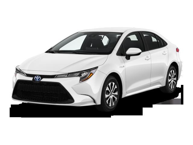 New 2020 Toyota Corolla Hybrid Hybrid LE in Jefferson City ...