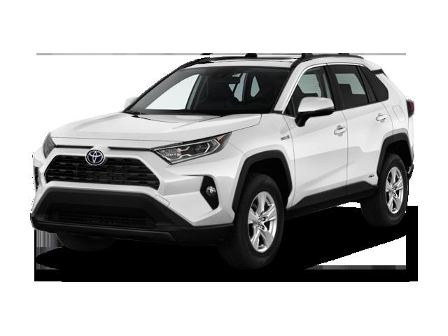 New 2020 Toyota Rav4 Hybrid Xle Awd In Auburn Wa Doxon Toyota
