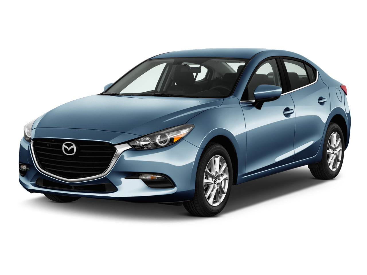 Mazda 3 Owners Manual: Recording of Vehicle Data