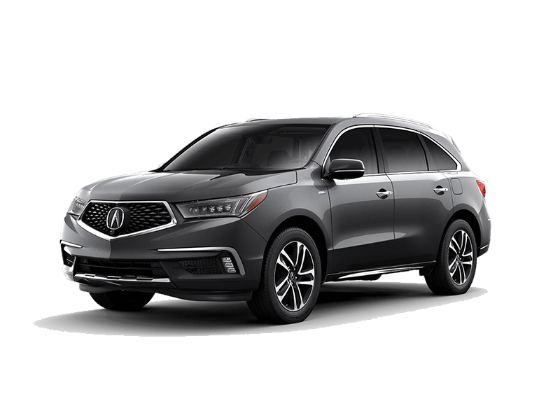 New 2017 Acura MDX Sport Hybrid SH-AWD with Advance Package in ... Acura Hybrid on black acura, modified acura, slammed acura, white acura,