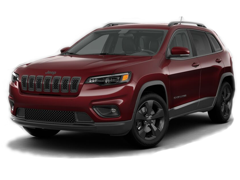 New 2019 Jeep Cherokee Altitude in Ottumwa, IA