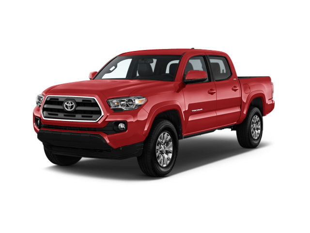 New 2019 Toyota Tacoma Sr5 Double Cab 5 Bed I4 At In Glendora Ca