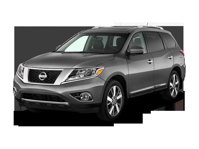 Used 2015 Nissan Pathfinder Platinum