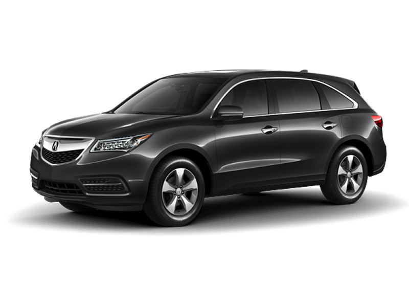 Fresh How Much is Acura Mdx 2016