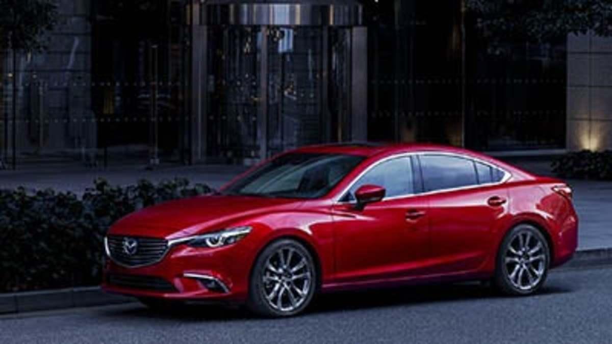 2018 Mazda6 header