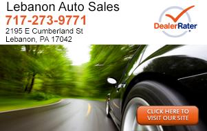 Lebanon Auto Sales Reviews ...