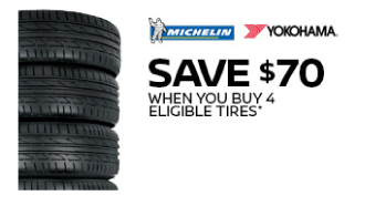 Tires Coupon