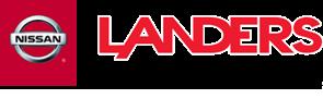 Landers Nissan Logo