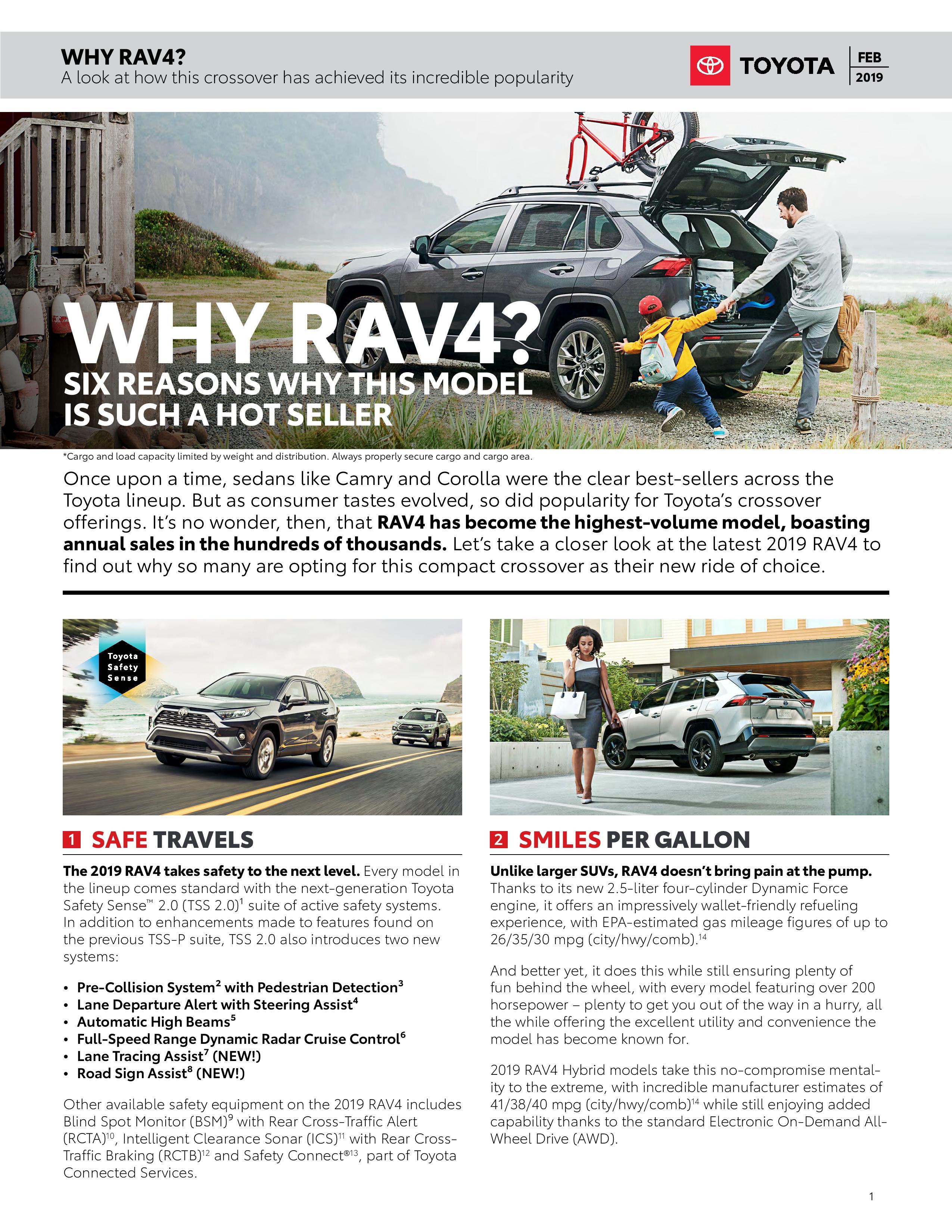 WHY RAV4? - Heart City Toyota