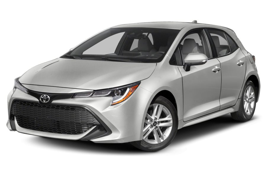 2019 Toyota Corolla iM