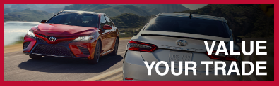 Romeoville Toyota Value Your Trade