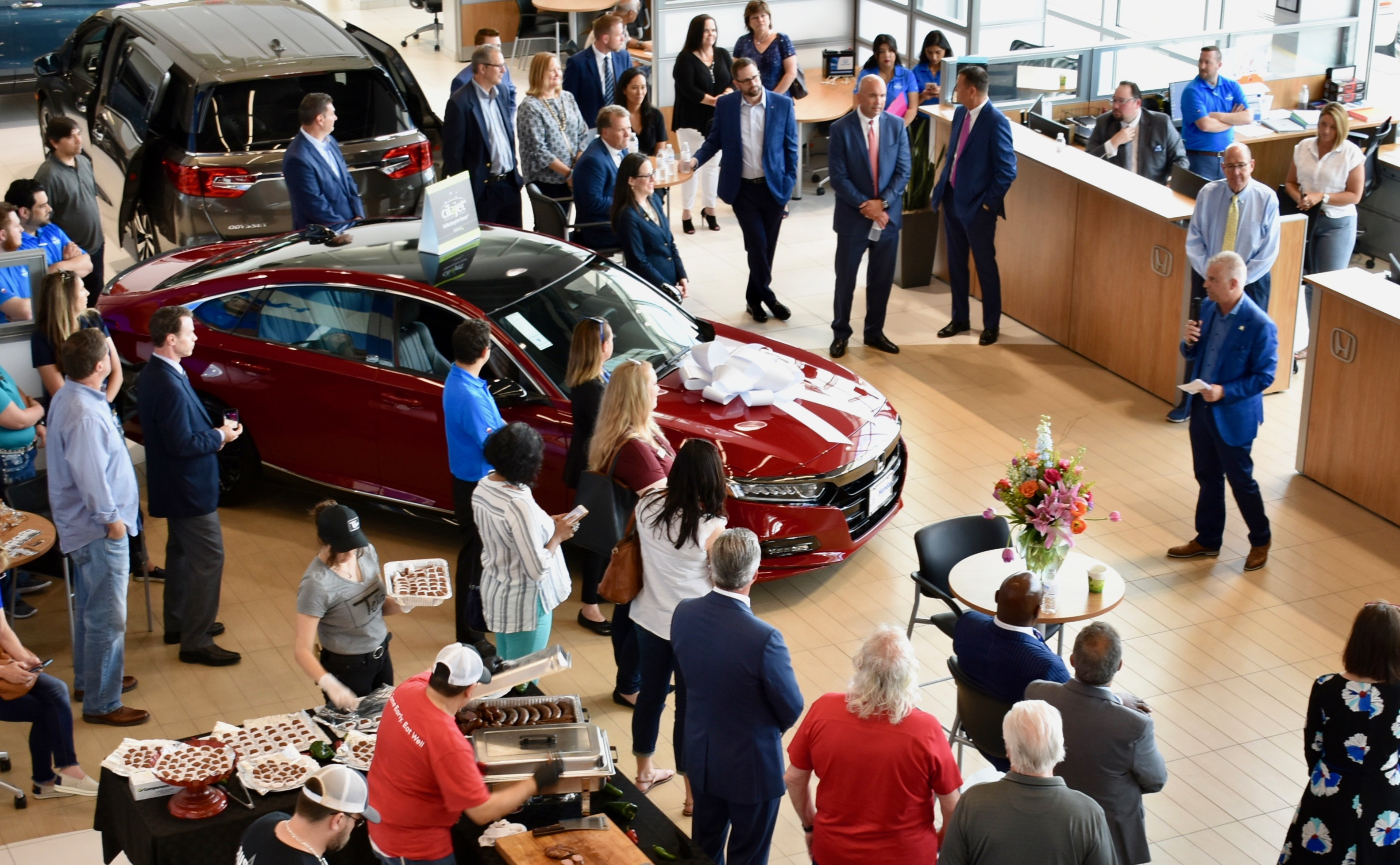 Honda of Tomball Grand Opening – Party